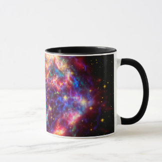 Monogram Cassiopeia, Milky Ways Youngest Supernova Mug