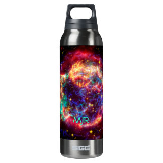 Monogram Cassiopeia, Milky Ways Youngest Supernova SIGG Thermo 0.5L Insulated Bottle
