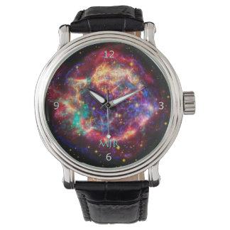 Monogram Cassiopeia, Milky Ways Youngest Supernova Watch