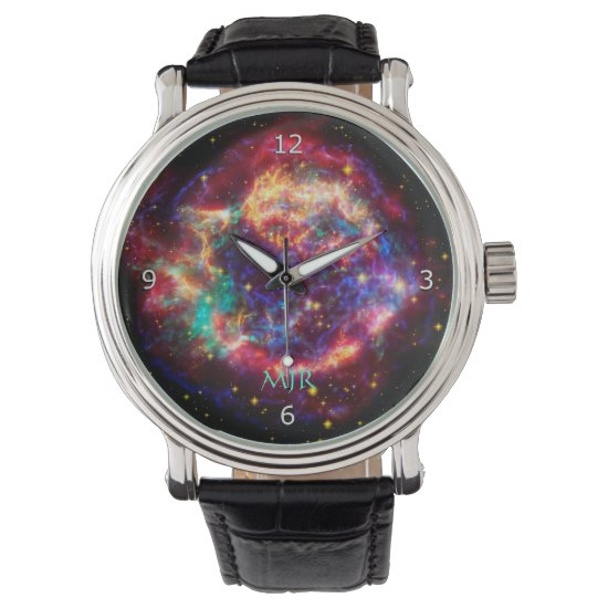 Monogram Cassiopeia, Milky Ways Youngest Supernova Watch