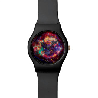 Monogram Cassiopeia, Milky Ways Youngest Supernova Wristwatch