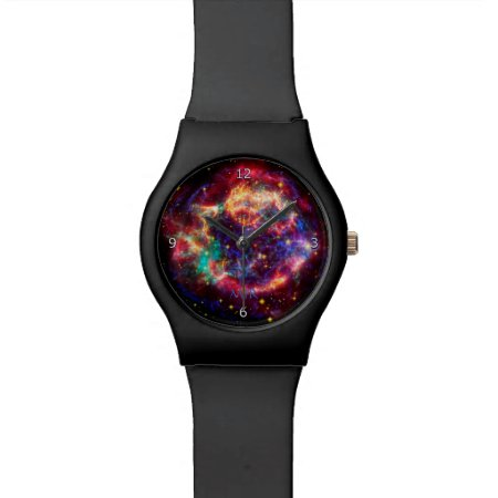 Monogram Cassiopeia, Milky Ways Youngest Supernova Wristwatches