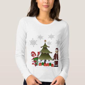 Monogram Christmas T Shirt Y