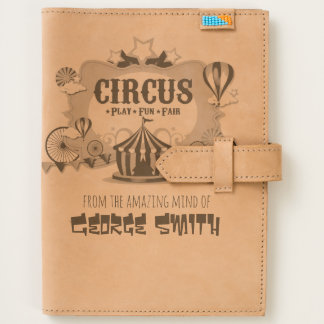 Monogram. Circus. From the Amazing Mind of. Journal