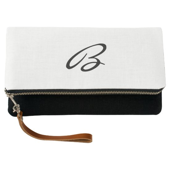 Monogram Clutches by KeyAesthetics Clutch