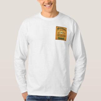 Monogram Coffee Shirt