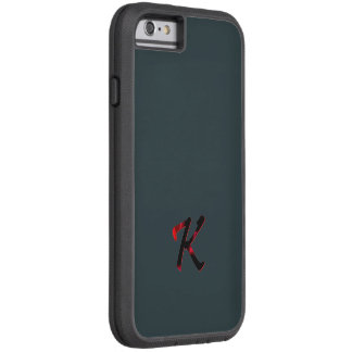 Monogram Cover Screen Protector for iPhone 6
