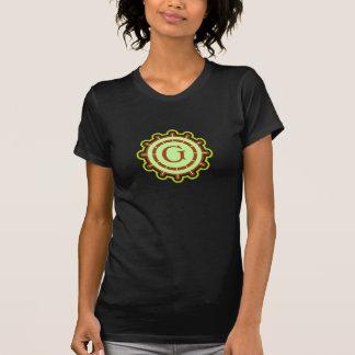 Monogram customizable steering wheel design T-Shirt