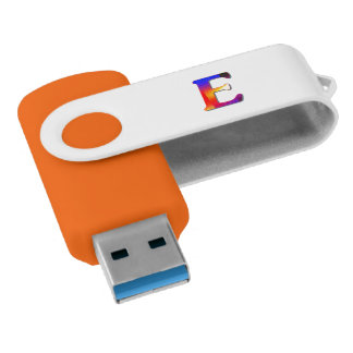 Monogram Customizable USB 3.0 Flash Drive