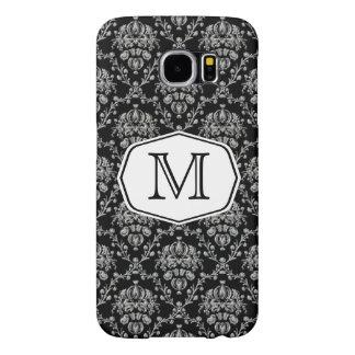 Monogram Damask Samsung Galaxy S6 Case