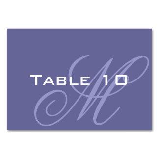 Monogram Design Card