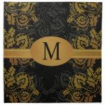 Monogram Designs Napkins