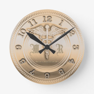 Monogram Doctor Medical Clinic Clock
