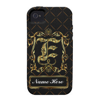 Monogram E Vibe Important View Notes Please iPhone 4/4S Cases