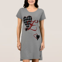Monogram E Women's T-Shirt Dress
