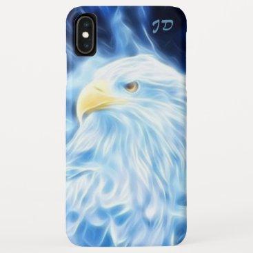 Monogram - Eagle - iPhone XS Max Case