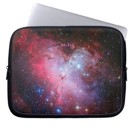 Monogram - Eagle Nebula, Pillars of Creation Laptop Sleeve