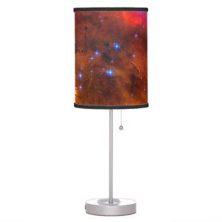 Monogram Emission Nebula in Puppis space picture Desk Lamps