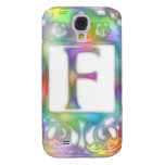 Monogram F Galaxy S4 Cover