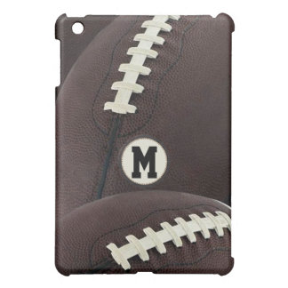 Monogram Football iPad Mini Case