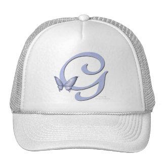 Monogram G Trucker Hats