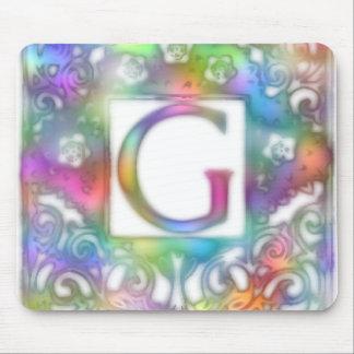 Monogram G Mouse Pad