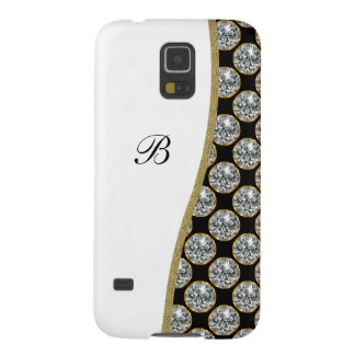 Monogram Galaxy S5 Bling Case Cases For Galaxy S5
