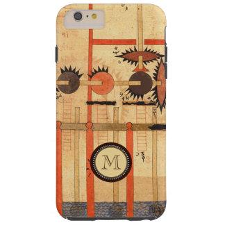 Monogram Geek Gear Personalized iphone Case