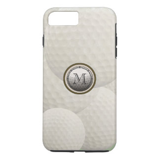 Monogram Golf Ball iPhone 7 Case