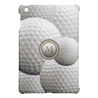 Monogram Golf iPad Mini Case
