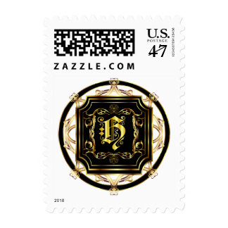 Monogram H Fits all Get Other Products W/Monogram Postage