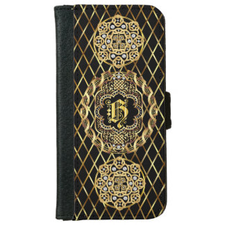 Monogram H IMPORTANT Read About Design iPhone 6/6s Wallet Case