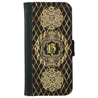 Monogram H IMPORTANT Read About Design iPhone 6/6s Wallet Case