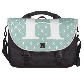 Monogram H Laptop Commuter Bag
