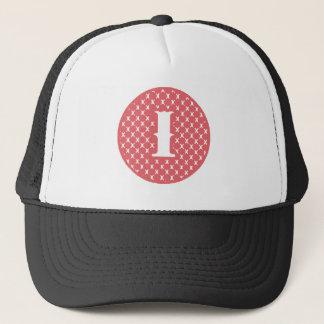 Monogram I Trucker Hat