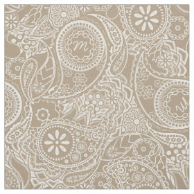 Monogram in Paisley Two-Tone MIP1a Fabric