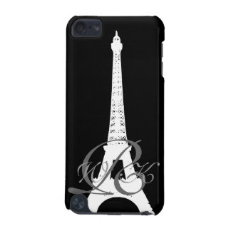 Monogram in Paris Ipod Case iPod Touch (5th Generation) Cases