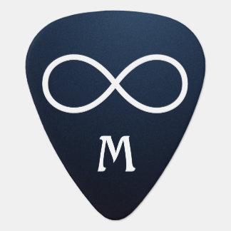 Monogram Infinity Guitar Pick