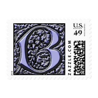 Monogram Initial B Stamp