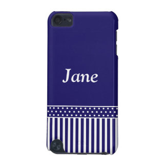 Monogram initial J personalized name ipod 4G case