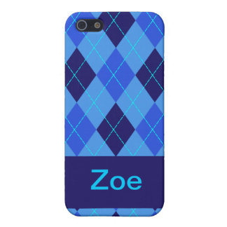Monogram initial Z personalised name iphone 4 case