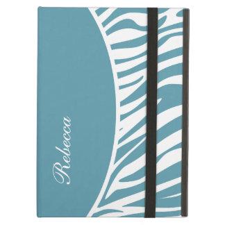 Monogram iPad Air Zebra Case Cover For iPad Air