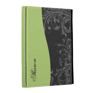 Monogram iPad Case Floral