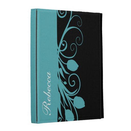 Monogram iPad Floral Case iPad Folio Cases