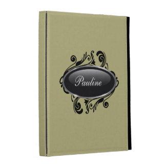 Monogram iPad Folio Case