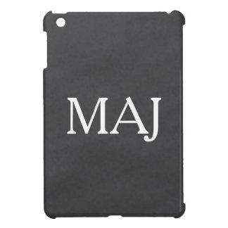 MONOGRAM iPad MINI COVER