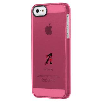 Monogram iPhone 5 Deflector Case in Pink