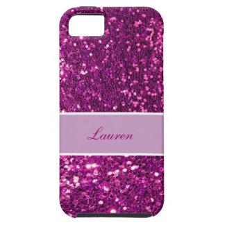 Monogram iPhone 5 Glitter Case iPhone 5 Cases