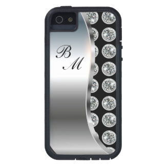 Monogram iPhone 5S Bling Case iPhone 5 Covers