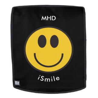 Monogram - iSmile Smiley Face Backpack